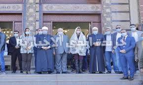 وزيرا الأوقاف والهجرة ومحافظ دمياط يفتتحون 3 مساجد في رأس البر بتكلفة 20 مليون جنيه