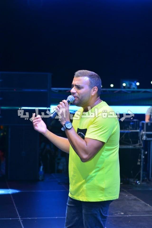 """بالصور..رامي صبري يحيي أضخم حفلات الإسكندرية بحضور """"كامل العدد"""""""