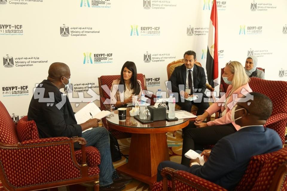 البنك الأفريقي للتنمية يرحب بالتعاون مع مصر في مجال إنتاج اللقاحات وتصديرها لدول القارة