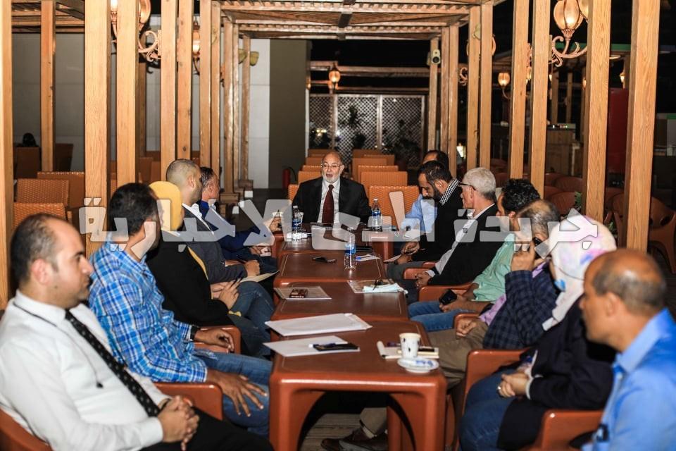 اللجنة المنظمة للبطولة العربية للدراجات تنهي التحضيرات الختامية قبل إستضافتها بالقاهرة